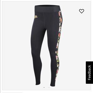 Nike high waisted Leg-a-See leggings